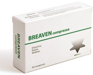 BREAVEN 30 COMPRESSE - DrStebe