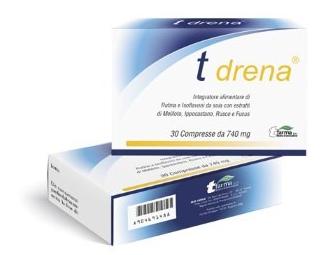 T DRENA 30 COMPRESSE - Farmabros.it