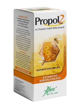 PROPOL2 EMF ESTRATTO IDROALCOLICO 65 ML - Antica Farmacia Del Lago