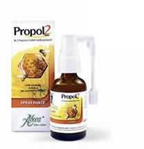 PROPOL2 EMF SPRAY FORTE 30 ML - Antica Farmacia Del Lago