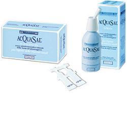 ACQUASAL SOLUZIONE ISOTONICA IRRIGAZIONE NASALE ACQUA TERMALE 20 FLACONCINI MONODOSE 5 ML - Farmaciasconti.it