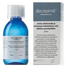 COLLUTORIO DECAPINOL 300 ML - Farmastop