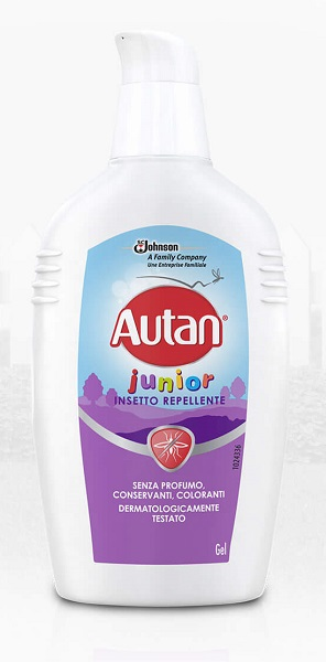 INSETTOREPELLENTE AUTAN FAMILY CARE JUNIOR 100ML - FARMAPRIME