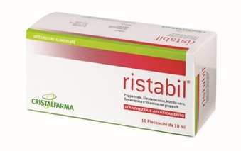 RISTABIL 10 FLACONCINI 10 ML - Farmafamily.it