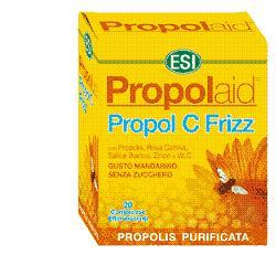 PROPOLAID PROPOL C FRIZZ 20 TAVOLETTE - Farmacielo