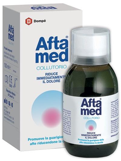 COLLUTORIO AFTAMED 150 ML - Farmacia33