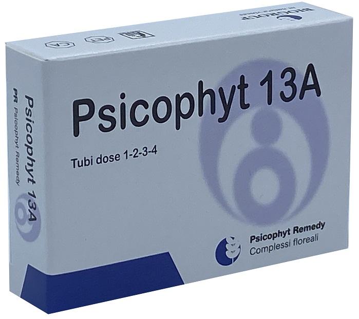 PSICOPHYT REMEDY 13A 4 TUBI 1,2 G - DrStebe