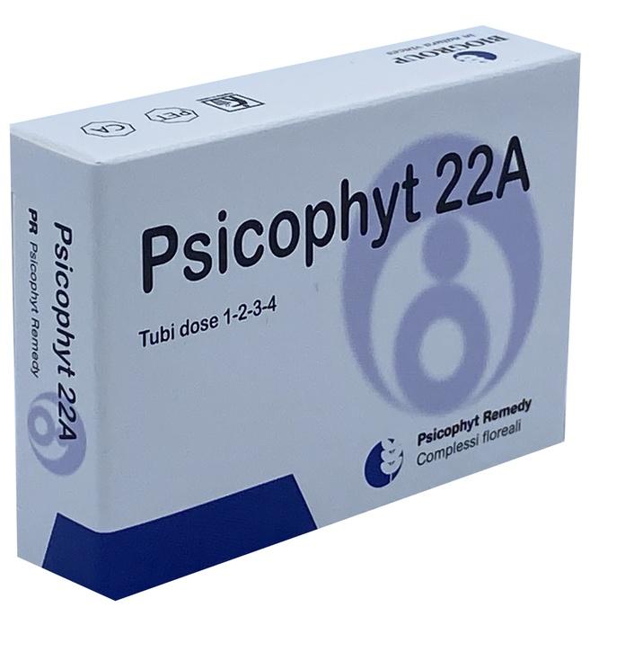 PSICOPHYT REMEDY 22A 4 TUBI 1,2 G - DrStebe