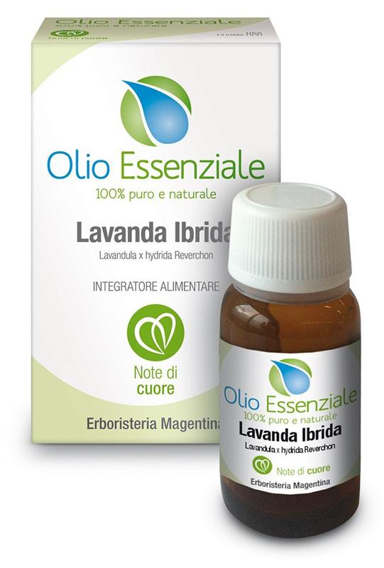 Erboristeria Magentina Lavanda Olio Essenziale Integratore Pelle 10 ml