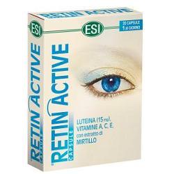 ESI RETIN ACTIVE 20 CAPSULE - Farmacianuova.eu