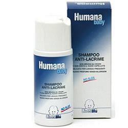 Humana Baby Shampoo Anti-Lacrime Con Camomilla 250ml - Zfarmacia