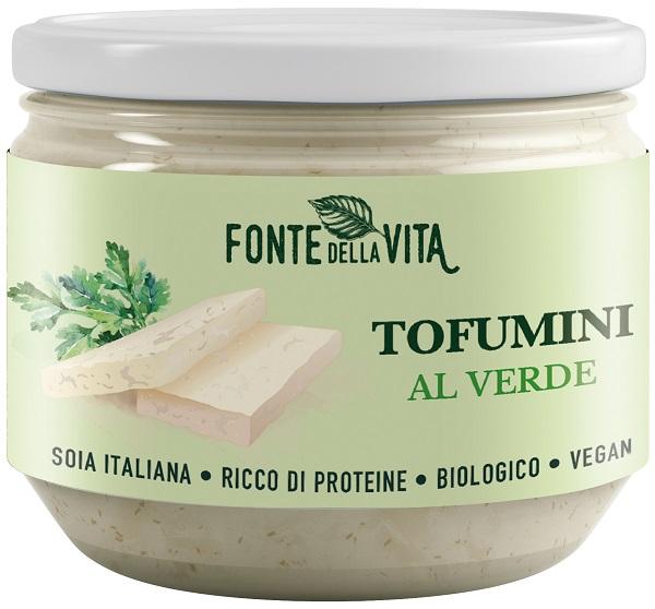 FONTE DELLA VITA TOFUMINI AL VERDE 180 G - Farmaciacarpediem.it