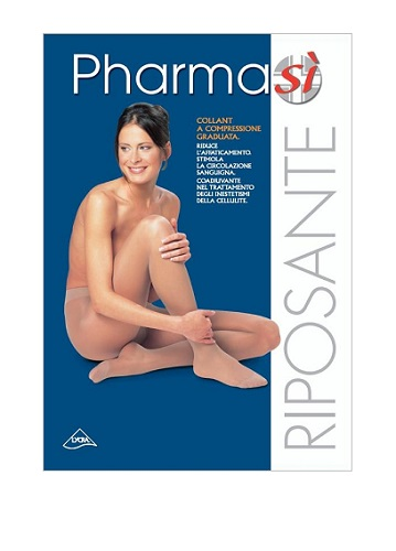 PHARMASI' COLLANT 70 AUTOREGGENTE NERO 5 - Farmastar.it