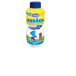NESTLE' LATTE MIO CRESCITA 500 ML - Carafarmacia.it