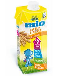 NESTLE' LATTE MIO AI 5 CEREALI 500 ML - FARMAPRIME