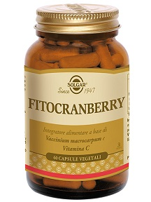 FITOCRANBERRY 60 CAPSULE VEGETALI - farmaciadeglispeziali.it