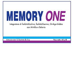 MEMORY ONE 12 BUSTINE - Farmabros.it