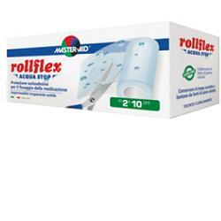 CEROTTO ADESIVO IMPERMEABILE MASTER-AID ROLLFLEX ACQUASTOP 2X10 - Farmaciaempatica.it