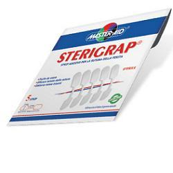 CEROTTO ADESIVO PER SUTURA MASTER-AID STERIGRAP 7X1,3 5 PEZZI - Farmacia 33