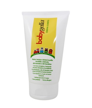 BABYGELLA CREMA CORPO 100ML - Farmajoy