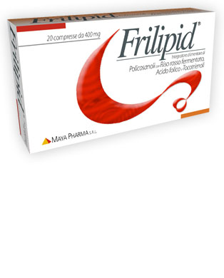 FRILIPID 20 COMPRESSE - latuafarmaciaonline.it