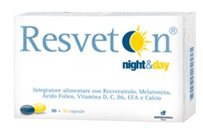 RESVETON NIGHT & DAY 60 CAPSULE - Farmapage.it