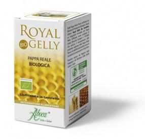 Aboca Royal Gelly Bio Tavolette Integratore Pappa Reale 40 Tavolette