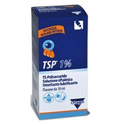 SOLUZIONE OFTALMICA TSP 1% TS POLISACCARIDE FLACONE 10 ML - Farmacia 33