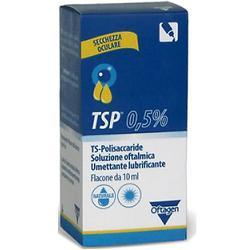 SOLUZIONE OFTALMICA TSP 0,5% TS POLISACCARIDE FLACONE 10 ML - FARMAPRIME