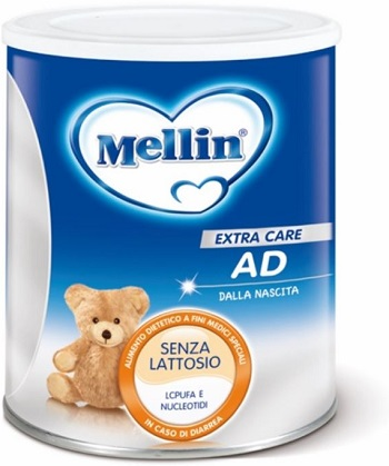 MELLIN AD LATTE POLVERE 400 G - Farmabellezza.it
