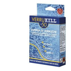 VERRUKILL SPRAY CRIOTERAPICO 50 ML - farmaciadeglispeziali.it