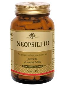 NEOPSILLIO 200 CAPSULE VEGETALI - Farmacia Castel del Monte