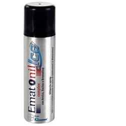 GHIACCIO SPRAY EMATOLIN ICE CAPIENZA 200ML - Carafarmacia.it
