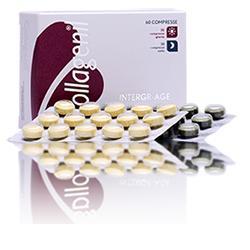 COLLAGENIL 30 COMPRESSE VERDI + 30 COMPRESSE GIALLE - Farmacia Bisbano