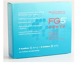 OMEOPIACENZA FG5 FORTE INTEGRATORE ALIMENTARE FERMENTI LATTICI 6 BUSTINE - Farmastar.it