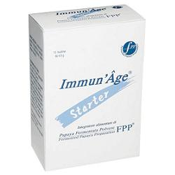 IMMUN'AGE STARTER 10 BUSTE - Spacefarma.it