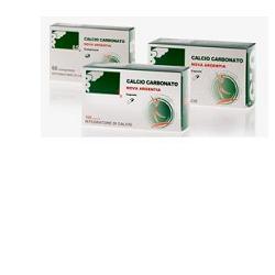 CALCIO CARBONATO 60 COMPRESSE - Farmacia Massaro