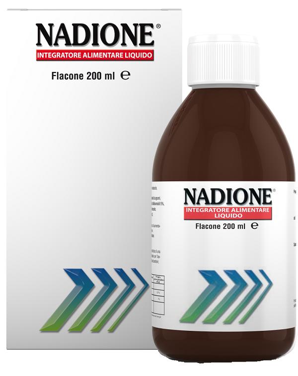 NADIONE SCIROPPO 200 ML - Turbofarma.it