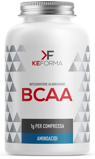 KE BCAA RAMIFICATI 100 COMPRESSE - Farmapage.it