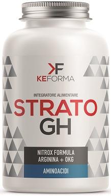 KEFORMA STRATO GH 60 CAPSULE - Farmaconvenienza.it