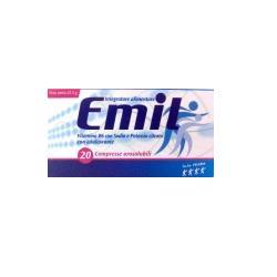 EMIL 20 COMPRESSE OROSOLUBILI - Farmaseller