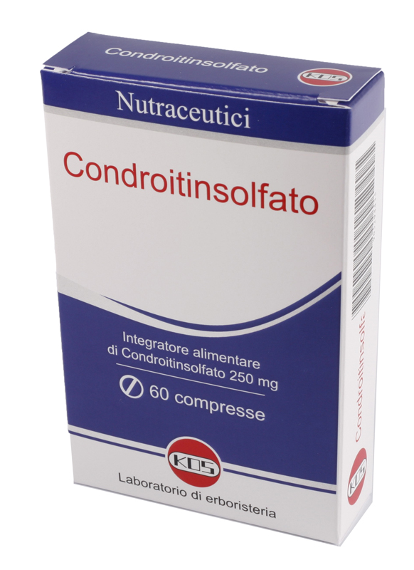 CONDROITIN SOLFATO 60 COMPRESSE - Farmaseller