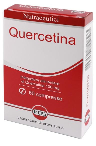 QUERCETINA 60 COMPRESSE - Farmapass