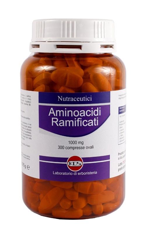 AMINOACIDI RAMIFICATI 300 COMPRESSE - Farmaseller