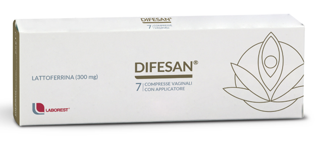 DIFESAN 7 COMPRESSE VAGINALI - latuafarmaciaonline.it