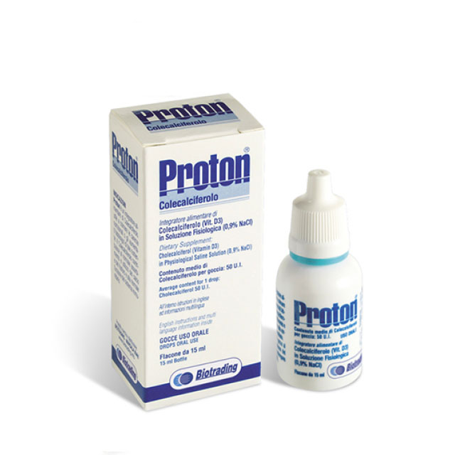 PROTON GOCCE 15 ML - Farmastop