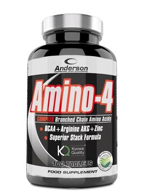 AMINO-4 COMPLEX 100 COMPRESSE - Farmacia Massaro