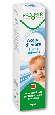PROFAR ACQUA DI MARE SPRAY 125 ML - Farmapage.it