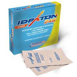 IDRATON 245 REIDRATANTE ORALE 10 BUSTINE - Farmaci.me