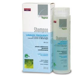 MAX HAIR VEGETAL SHAMPOO PER LAVAGGI FREQUENTI 200 ML - Farmagolden.it